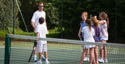 Junior Private Tennis Coaching